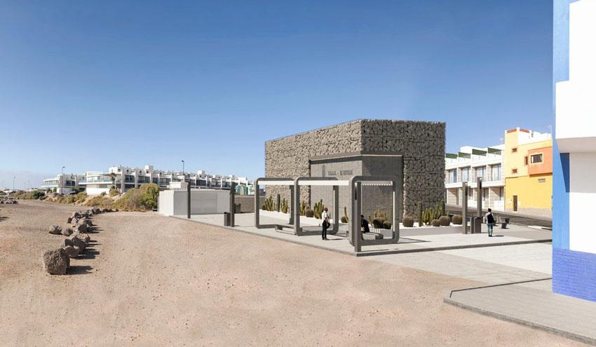 El Gobierno de Canarias adjudica las obras para la mejora del saneamiento del núcleo de El Cotillo