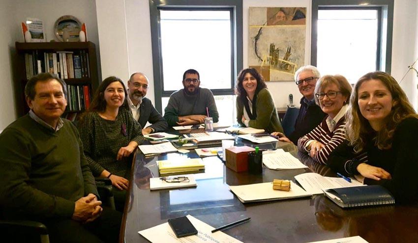 La Red Aguas Públicas de Mallorca se presenta al Gobierno Balear