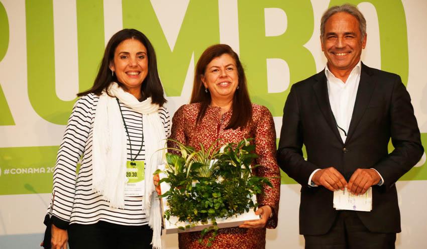 Ferrovial y CONAMA reconocen la trayectoria de la Fundación Empresa & Clima en su décimo aniversario