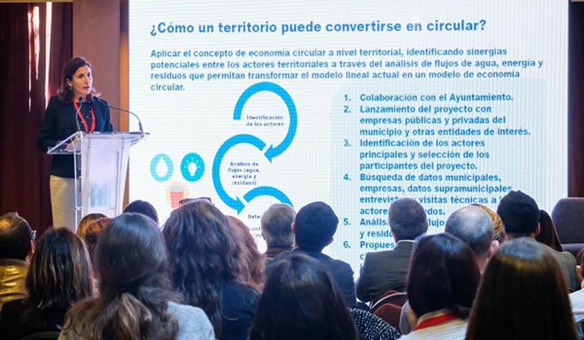 Aigües de Barcelona participa en Gavá en una jornada sobre economía circular