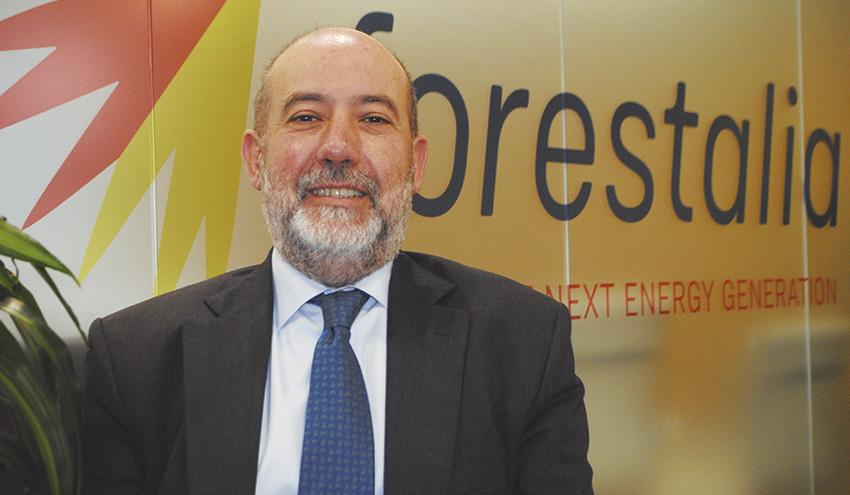 """""""Forestalia fue pionera en la apuesta por unas energías renovables libres de primas y subsidios"""""""