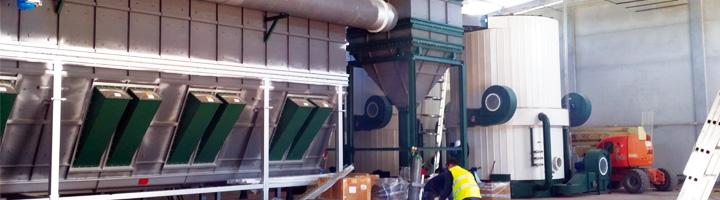La Central Térmica de Soria comienza su fase de pruebas para arrancar en las próximas semanas