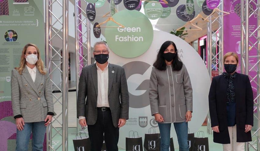 Gipuzkoa recuperará tres toneladas de ropa usada con el proyecto UPCYCLING
