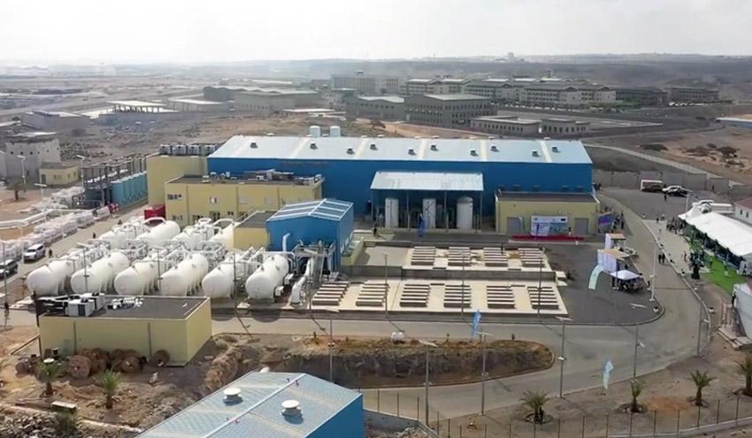 Tedagua comienza la puesta en marcha de la planta desaladora de Dorale en Yibuti
