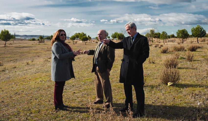 El 8º Bosque SIGAUS, nuevo pulmón verde del municipio madrileño de Villalbilla