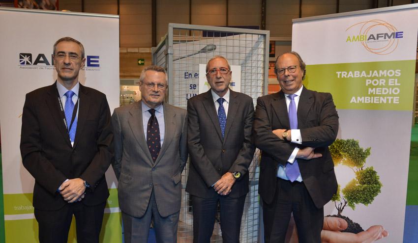 AMBIAFME, la nueva plataforma que dará solución al reciclaje de material eléctrico