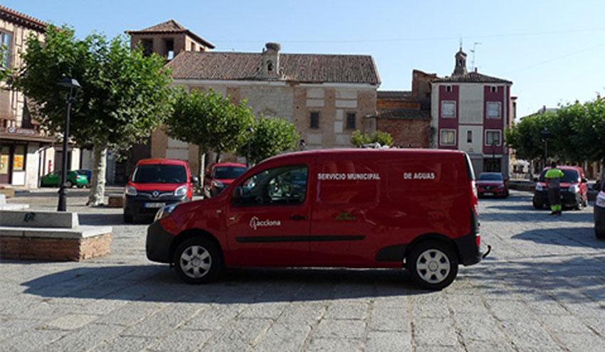 Un nuevo vehículo eléctrico se incorpora al Servicio de Aguas de Toro, en Zamora