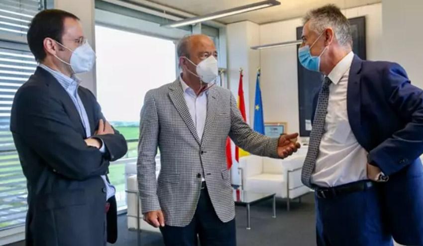 Saint-Gobain PAM solicita a Marcano que apoye la reciprocidad europea en las licitaciones públicas