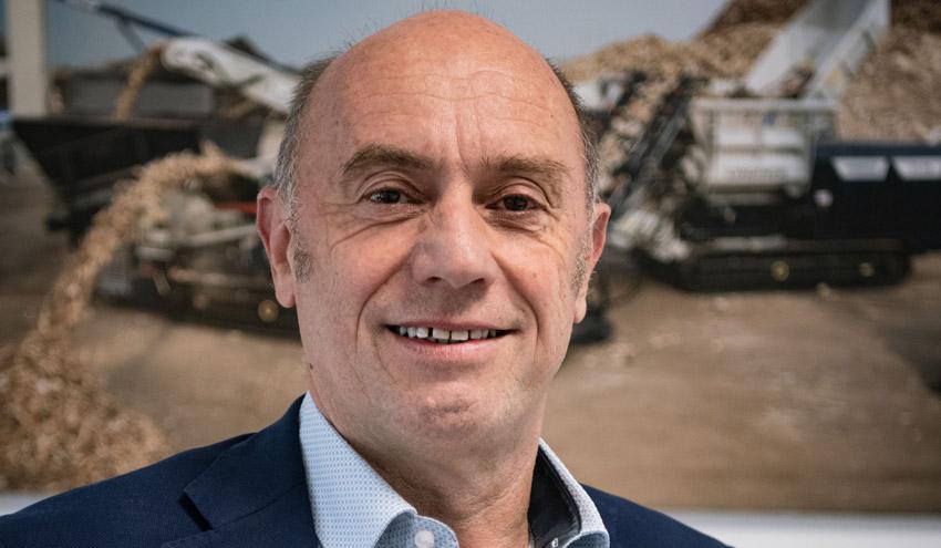 Lindner Recyclingtech: superando la crisis de forma segura gracias a los éxitos de los últimos años