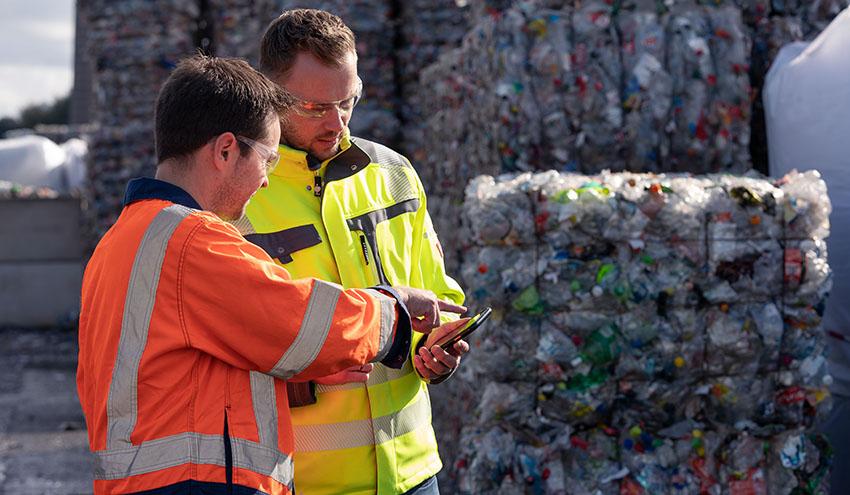 TOMRA INSIGHT incorpora nuevas características y funcionalidades para las empresas de reciclaje