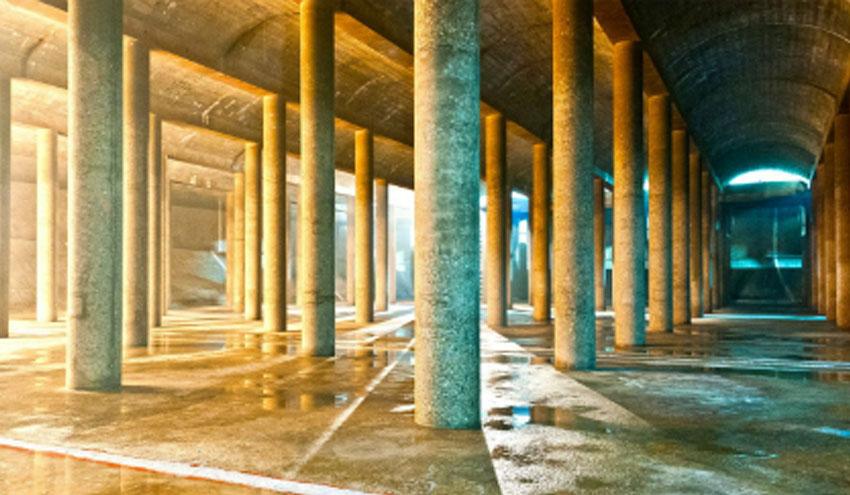 Aquatec realizará el estudio para la implantación de un sistema de control del drenaje urbano del Manzanares