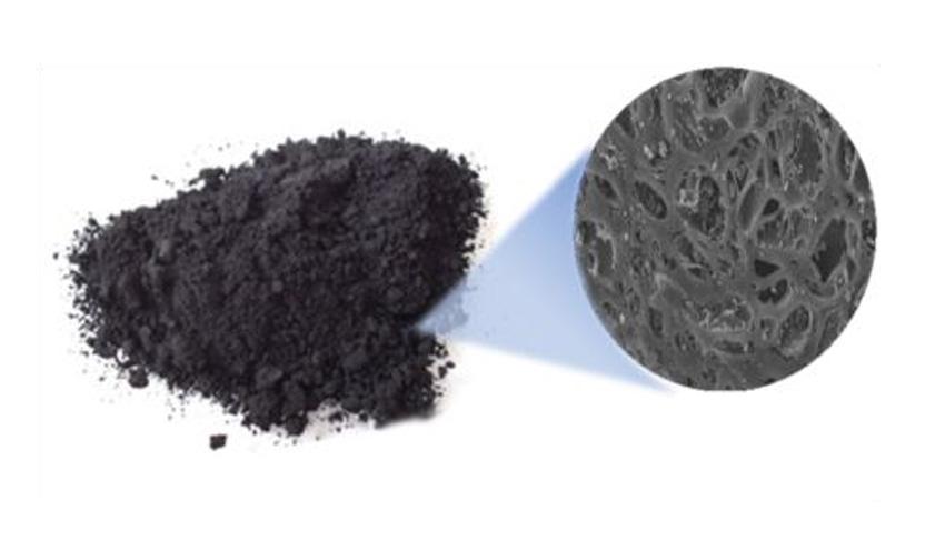 Obtienen carbón activado de alta calidad con residuos de cáñamo