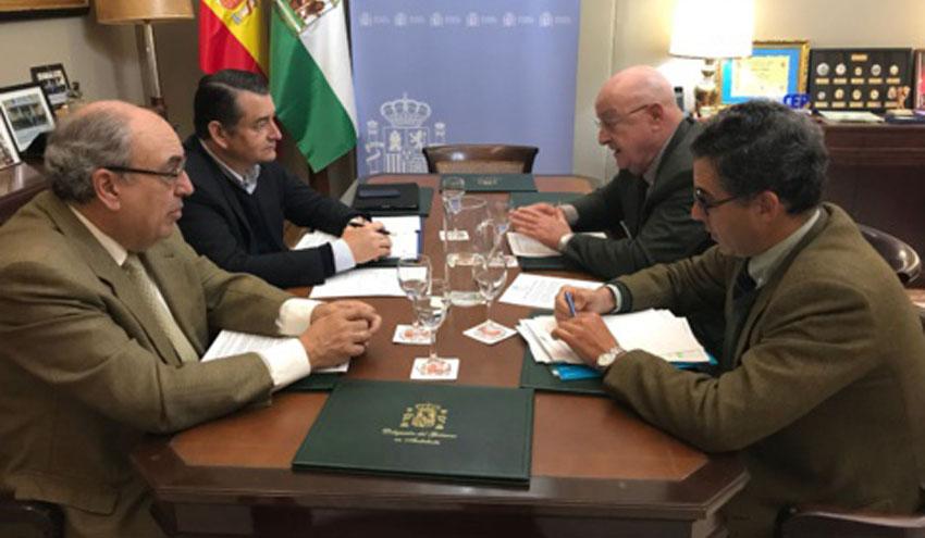 Feragua pide la inclusión de las demandas del regadío en el Pacto Nacional del Agua