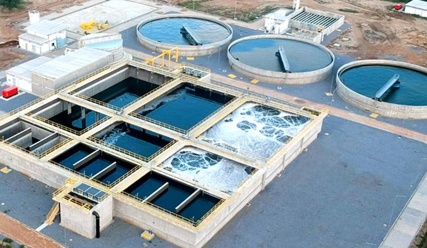 Finalizan las obras del sistema de saneamiento de Santa Cruz do Capibaribe construido por ACCIONA