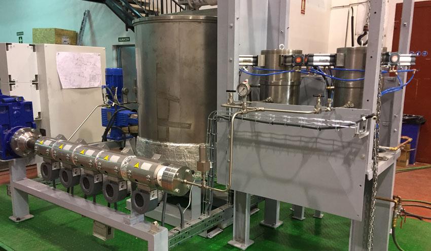 Greene pone en marcha una planta piloto para convertir residuos cárnicos en biocombustible