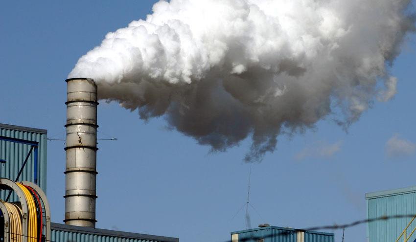 Europa reduce sus emisiones un 23% entre 1990 y 2014