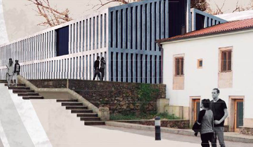 Incatema, mención del jurado concurso arquitectura Galicia Calidad