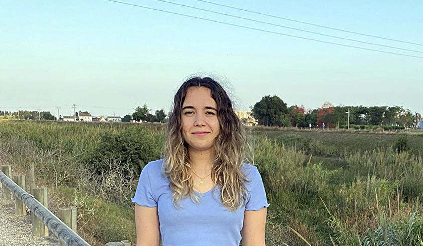 """Isabel Martín: """"Es viable la implantación de humedales artificiales para renaturalizar el barranco del Carraixet"""""""