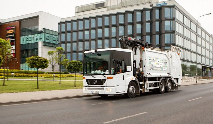 Ferrovial refuerza su presencia en la gestión de residuos urbanos en Polonia