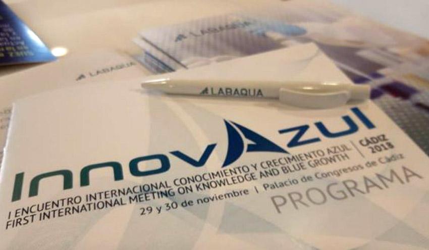 LABAQUA presenta en Innovazul 2018 sus soluciones para los sectores de la Economía Azul