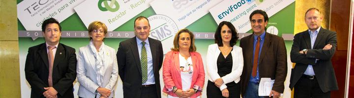 Presentación de FSMS, el Foro de Soluciones Medioambientales Sostenibles que se celebrará del 11 al 13 de junio en IFEMA