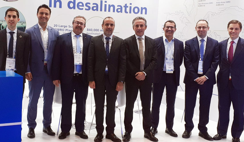 Aqualia, presente en el nuevo equipo directivo de la International Desalination Association - IDA