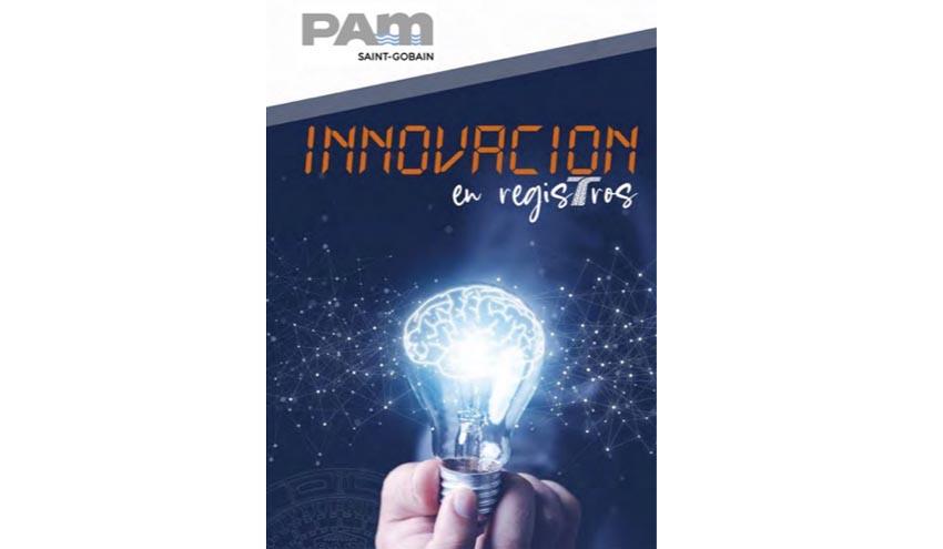"""Descarga el folleto """"Innovaciones en registros"""" de Saint-Gobain PAM"""