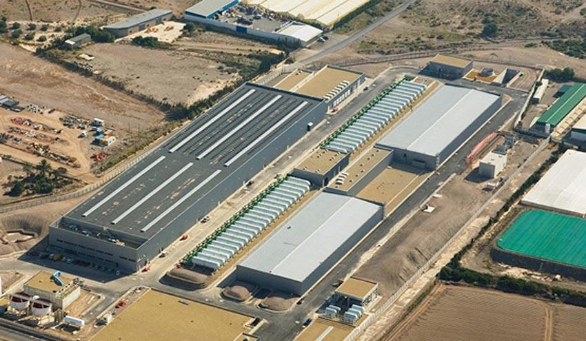 La Desaladora de Águilas-Guadalentín se inscribe en el Registro EMAS de la Región de Murcia