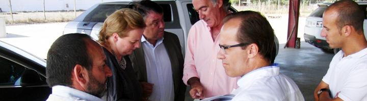 La Junta de Andalucía apoya el desarrollo de la planta de producción de pellets de Maderas Doñana con 622.600 euros