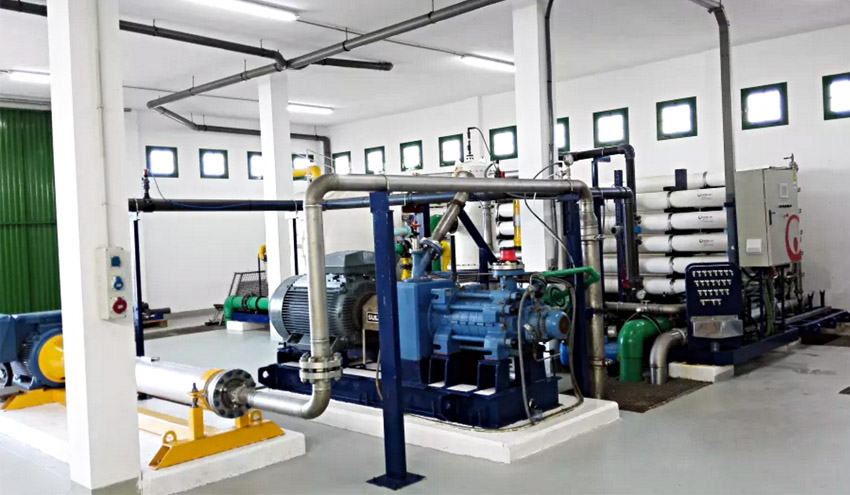 Veolia Water Technologies impulsa la eficiencia energética y la economía circular en Canagua&energía 2017
