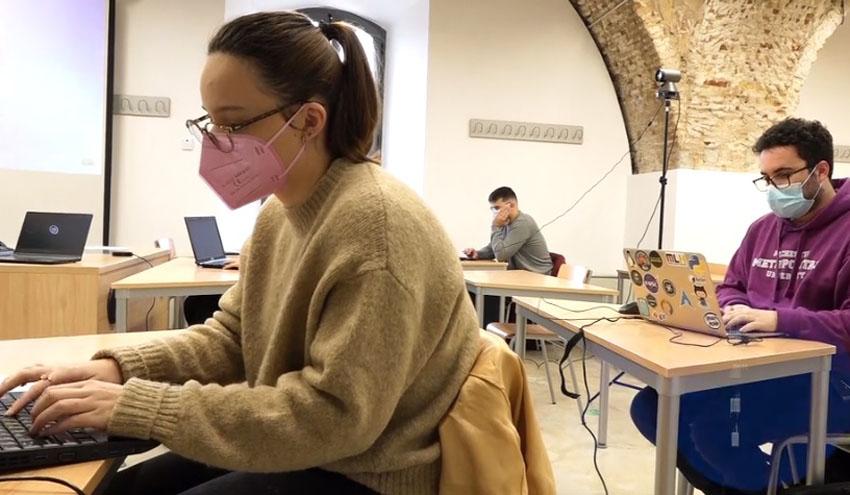 El 'hackathon' de la UPCT y Suez da a luz nuevas tecnologías de sensorización para lograr ciudades sostenibles
