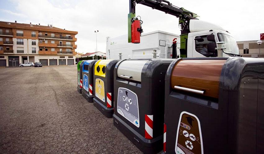 Osona lidera la recogida selectiva de residuos en la Cataluña Central