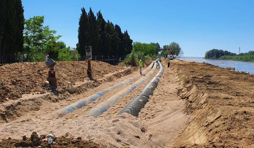 ATL retoma el funcionamiento de la desalinizadora del Tordera