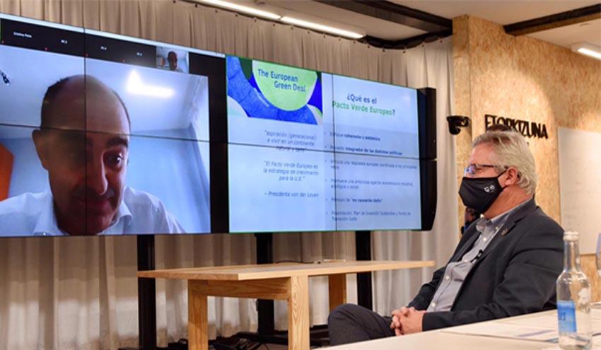 Gipuzkoa centra sus esfuerzos en el impulso de la economía circular