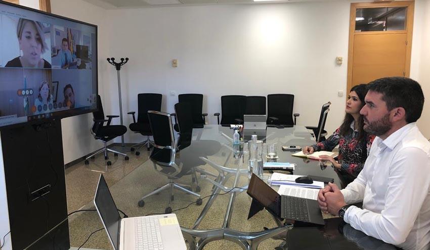 Murcia le reitera al Ministerio la necesidad de avanzar con la ejecución del proyecto de Vertido Cero