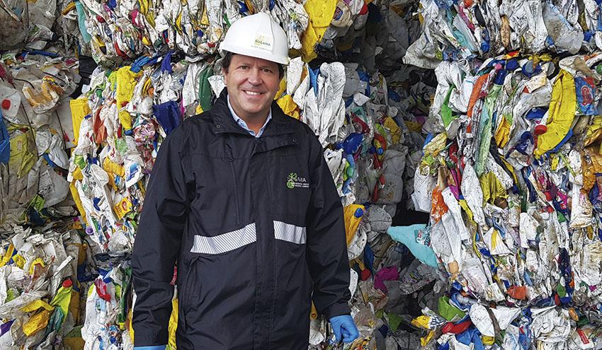 """""""Nuestro foco está en la innovación en toda su amplitud para contribuir a la economía circular"""""""