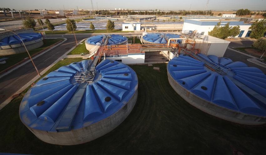 Emasesa aprueba inversiones por casi 160 millones de euros para mejoras en infraestructuras de agua