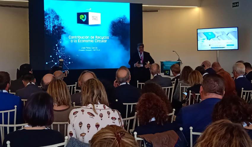 El sector del reciclaje de residuos electrónicos, clave en la nueva Estrategia Española de Economía Circular