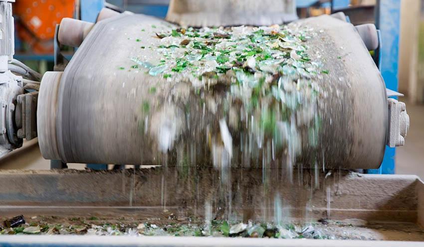 El potencial de los residuos de vidrio en la industria cerámica: un ejemplo de economía circular