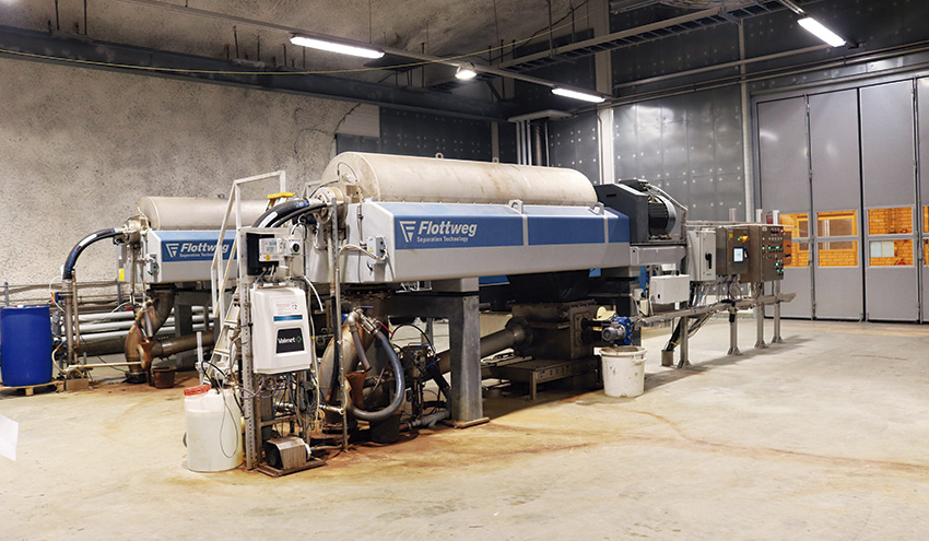 La inversión en nuevos equipos de deshidratación se amortiza rápidamente