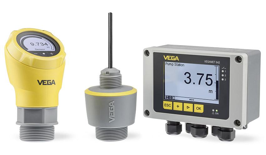 El futuro de la medición de precisión es VEGA