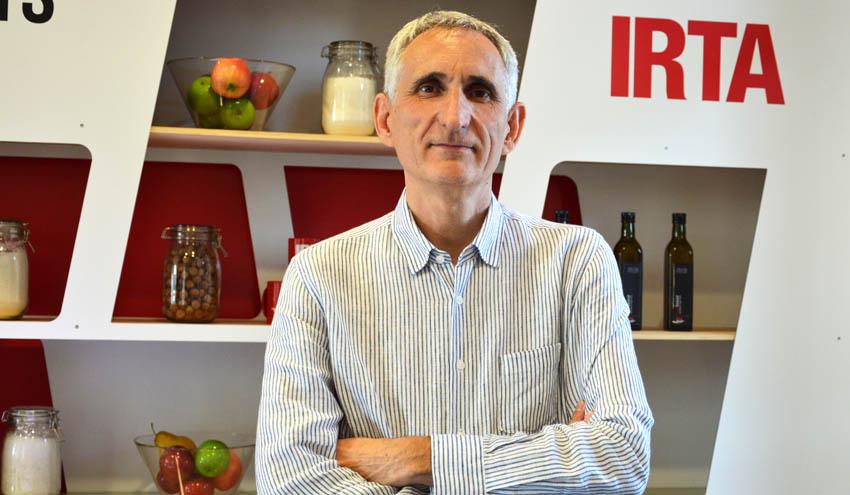 Josep Usall, nuevo Director General del IRTA