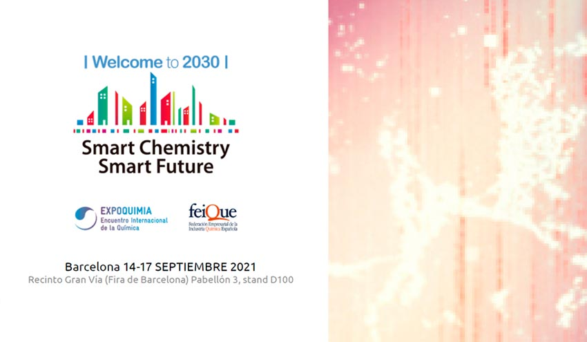 SMART CHEMISTRY SMART FUTURE presentará las últimas innovaciones del sector químico