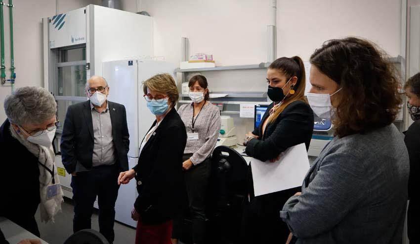 La Universitat Jaume I trabaja en una herramienta de vigilancia epidemiológica a través de las aguas residuales