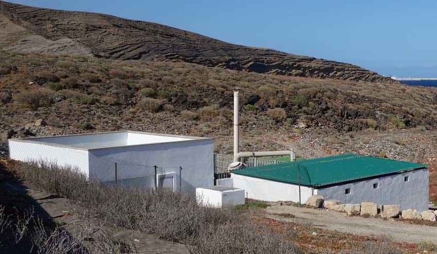 Lantania se adjudica la construcción de la ETBAR de Ensenada Pelada (Tenerife)