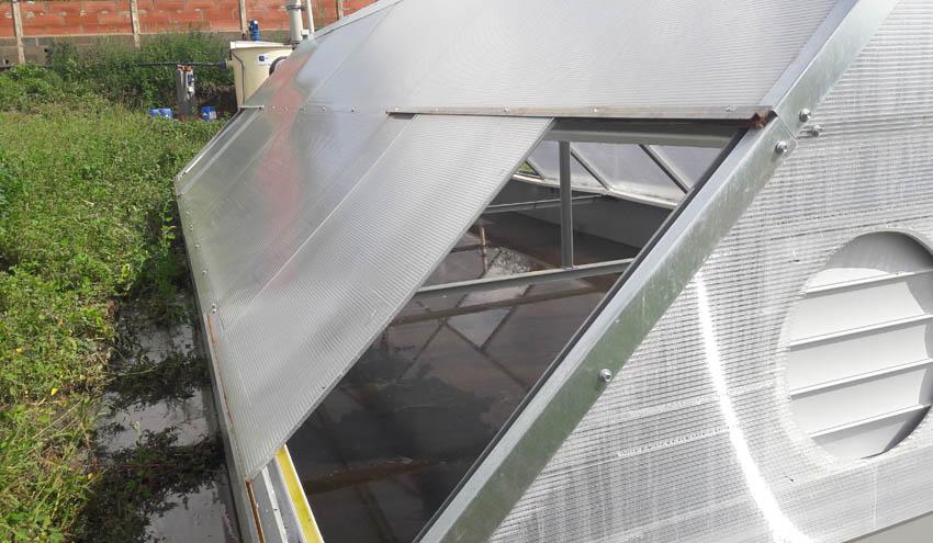 Desarrollan una solución de concentración de purines con energía solar para abaratar su transporte