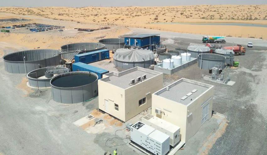 Toro Equipment finaliza el suministro de 14 tanques W-Tank® y 6 plantas contenerizadas en Emiratos Árabes