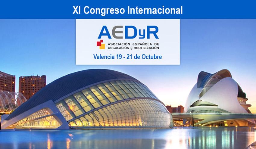 Todo listo para la celebración del XI Congreso Internacional AEDyR