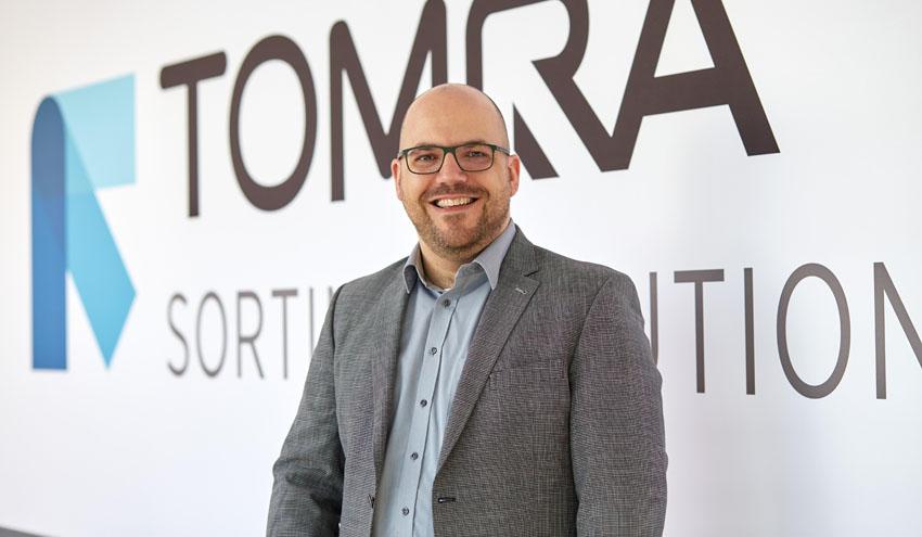 TOMRA expondrá sus tecnologías de clasificación basadas en sensores en Aluminium 2018