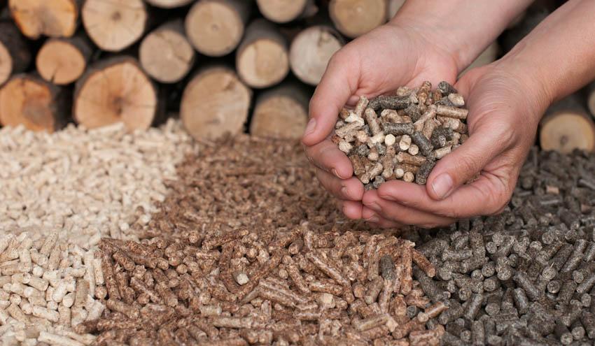 La biomasa de calefacción generó en Galicia un negocio de 77,2 millones de euros durante 2017